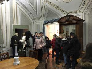 Učenici 4.a u posjeti Noći muzeja
