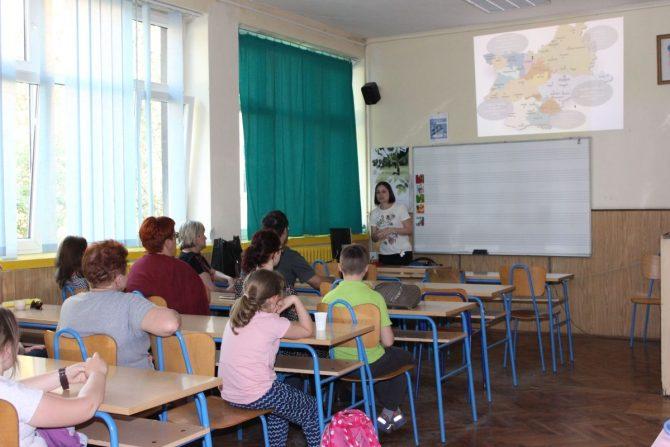 Info dan projekta Učimo zajedno 4