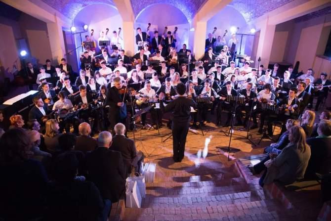 Sudjelovanje tamburaša glazbene škole na jedinstvenoj manifestaciji