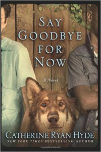 Say Goodbye for Now book cover