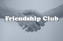 Friendship Club header
