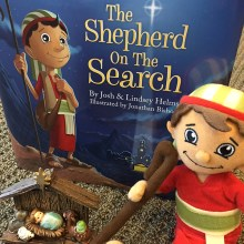 Shepherd on the Search book cover
