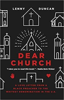 Dear Church book cover