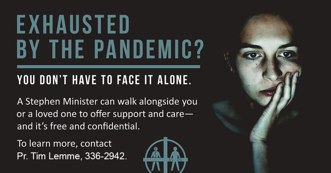 Pandemic Fatrigue image