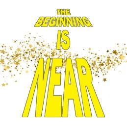 The Beginning Is Near logo