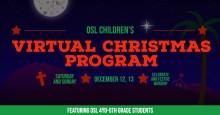 Christmas Program graphic