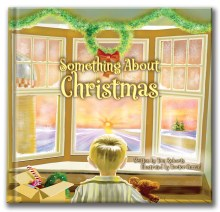 Something about Christmas book cover