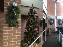 Celebrate Center Christmas Tree