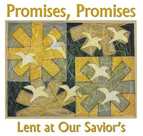 Graphic for Lent 2021