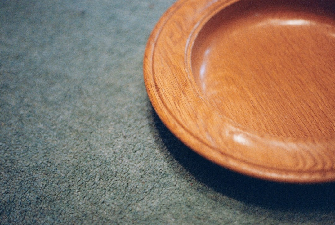 Photo of Offering Plate