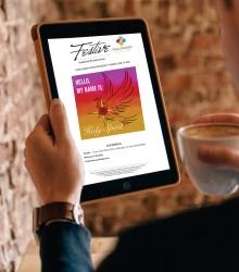 Photo of iPad