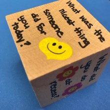 Kindergarten Cube