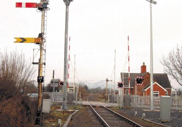 ERTMS and Level Crossing Framework in the UK
