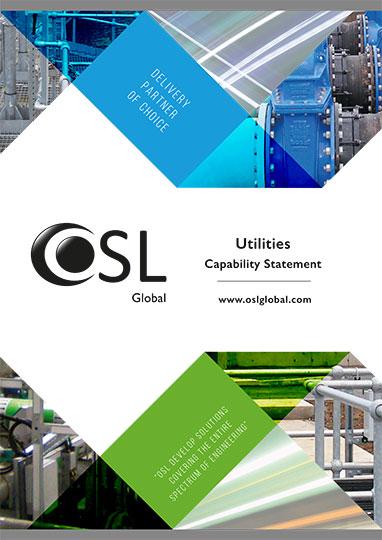 Utilities capability statement