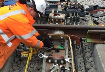Signalling Works at Bathampton Junction