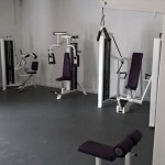 Gym area at Crewe UTC