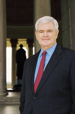 Newt Gingrich (foto Newt.org)