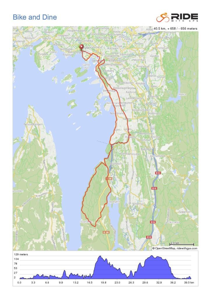 Map: RideWithGPS.com