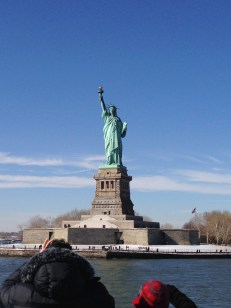 Hello lady liberty!