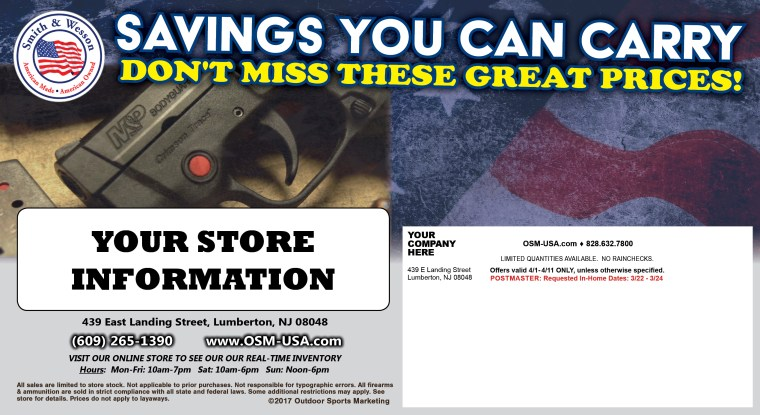 OSM S&W-Rebate Postcard Template 20172