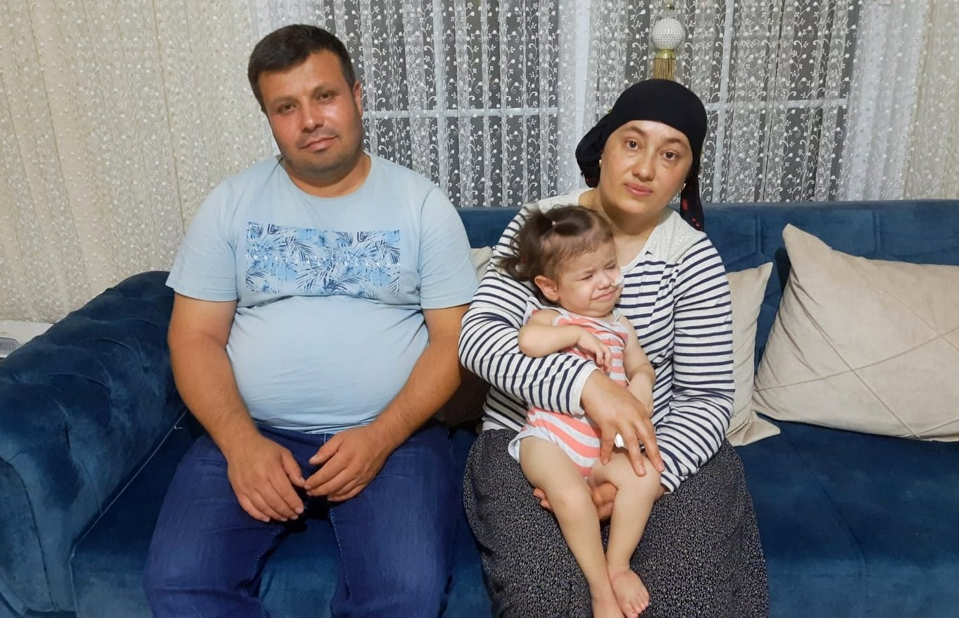 Amine Sultan'a yardım yağdı
