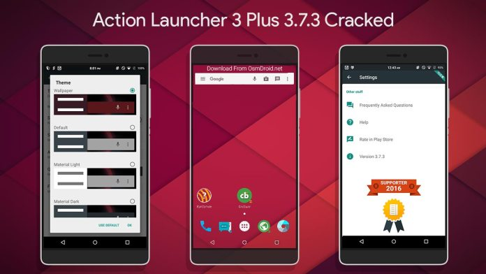 15 best android launcher apps