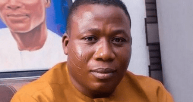 Just In: Beninese Court Releases Sunday Igboho's Wife, Returns Igboho To Cell