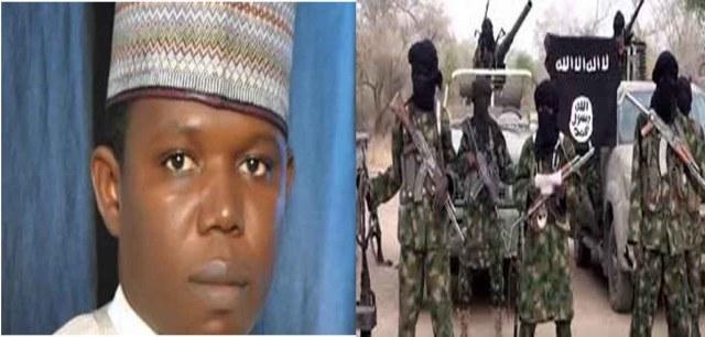 Boko Haram: Terrorists in military uniform kidnap UN staff in Borno