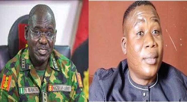 How Buratai scuttled Sunday Igboho's escape via Benin Republic