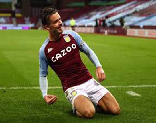 Man City make £100m bid for Jack Grealish