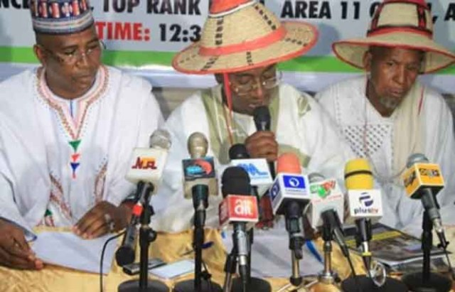 """""""If Lagos state passes anti-grazing law, cows may cost N2m each"""" -Miyetti Allah"""