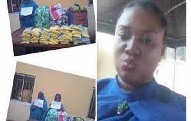 NDLEA arrests two ladies who used hijab to hide 296,000 tablets of illicit dr*gs