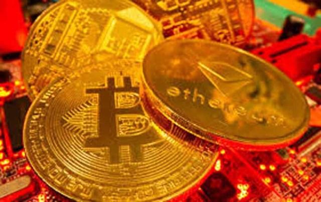 Nearly $90 billion wiped off crypto market as bitcoin drops below $30,000
