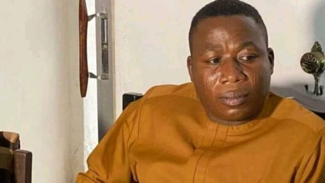 Sunday Igboho diagnosed with likely kidney problem in Beninese Prison Lawyer Claims