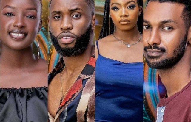 BBNaija: Cross, Saskay, Angel, Yousef and Emmanuel are the housemates up for eviction this week.