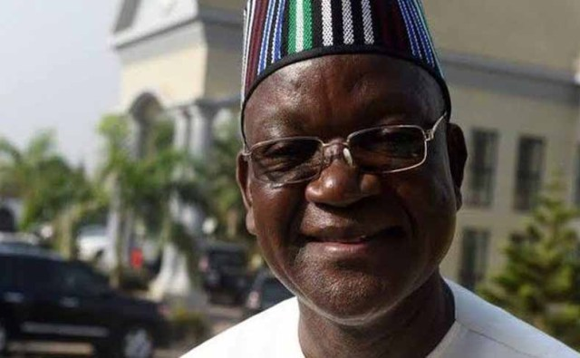 """""""Even when I'm on top of my wife and I remember the people in the IDP camp…It goes flat"""" – Benue Gov Ortom"""