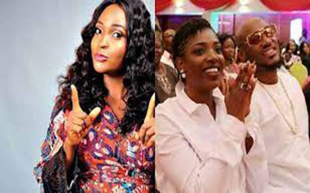 """Blessing Okoro: """"If Annie Macaulay is truly fetish, 2Face Idibia will not be unfaithful"""""""