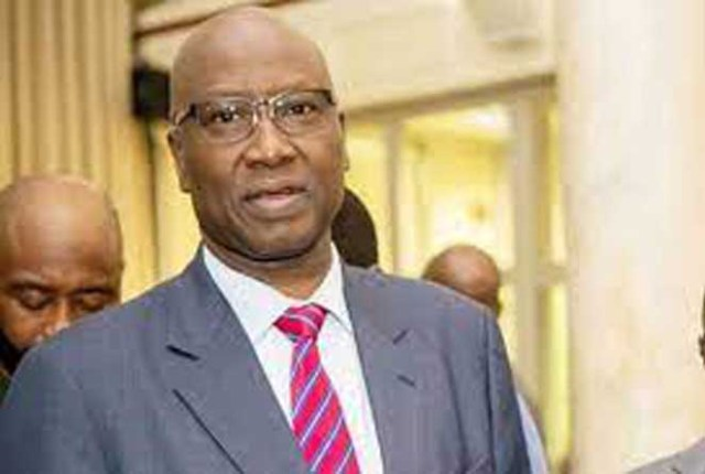Stop saying Nigeria isn't working. There's power in the tongue — Boss Mustapha