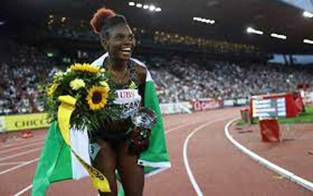 Diamond League Final: Tobi Amusan smashes African 100m hurdles record
