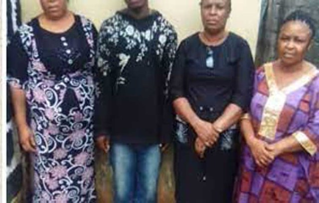 Imo Police Uncover Popular Church Used as Baby Factory, Arrest Pastor and Others