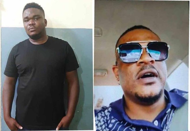 Nigerian big boy and friend arrested for gang-r*ping his girlfriend in India