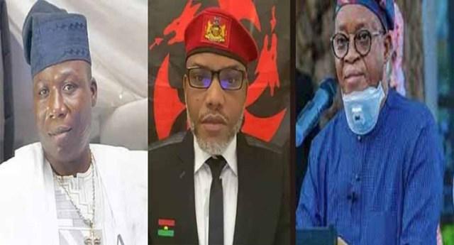 Biafra, Yoruba nation: Unserious people agitation for breakup – Oyetola blasts Nnamdi Kanu, Igboho