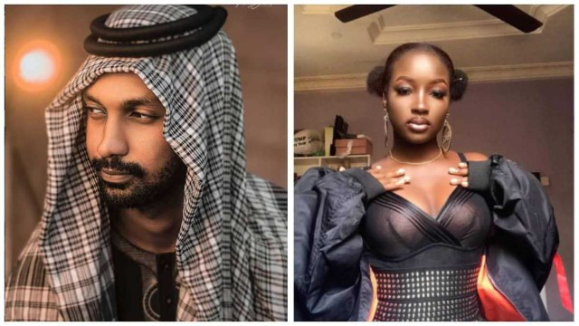 Nigerians React as Saskay, Yousef Claim Queen Cooks better than Whitemoney