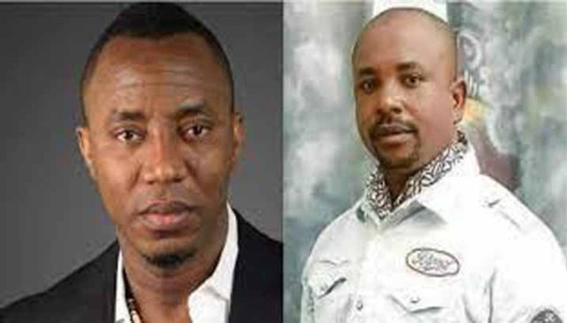 BREAKING: Sowore's younger brother shot dead in Edo