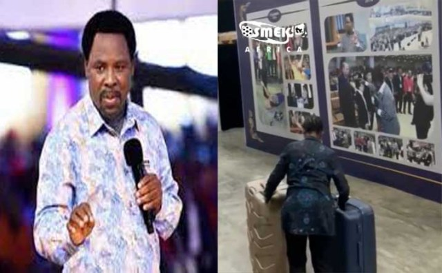 TB Joshua's disciples evicted from SCOAN over church leadership crisis