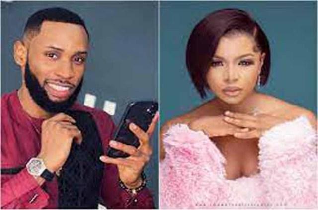 BBNaija: Tega tells Emmanuel what to do with Liquorose