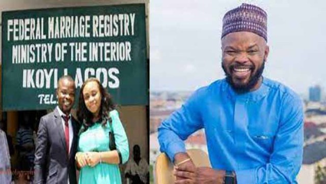 His insecurity and doubting the paternity of our last child, revealed the paternity of the first — OAP Nedu's ex-wife