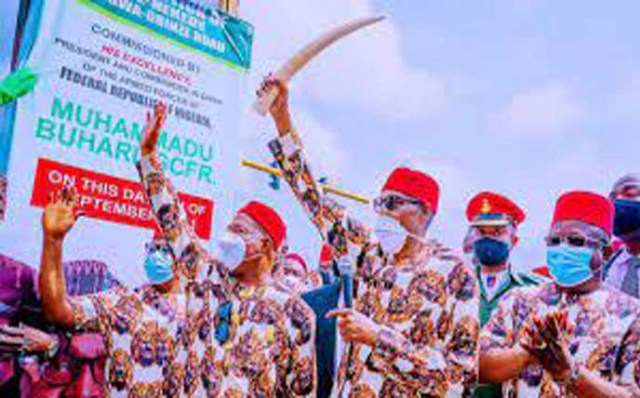 I want to be remembered as President who Stabilised Nigeria - President Buhari tells South-East leaders