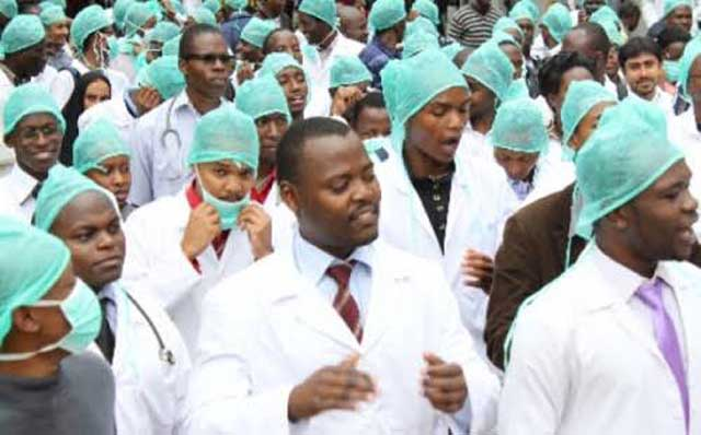 Expand prison to contain us, resident doctors dare FG