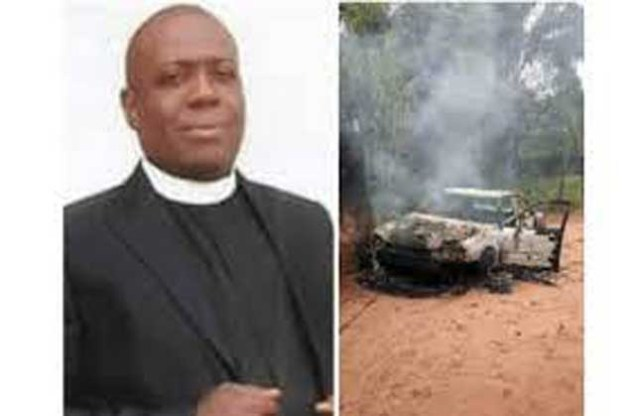 Sit-at-home order: Suspected Gunmen m*rder priest 'for inviting soldiers to protect school' in Imo